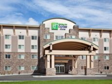 Holiday Inn Express & Suites Fairbanks in Fairbanks, Alaska
