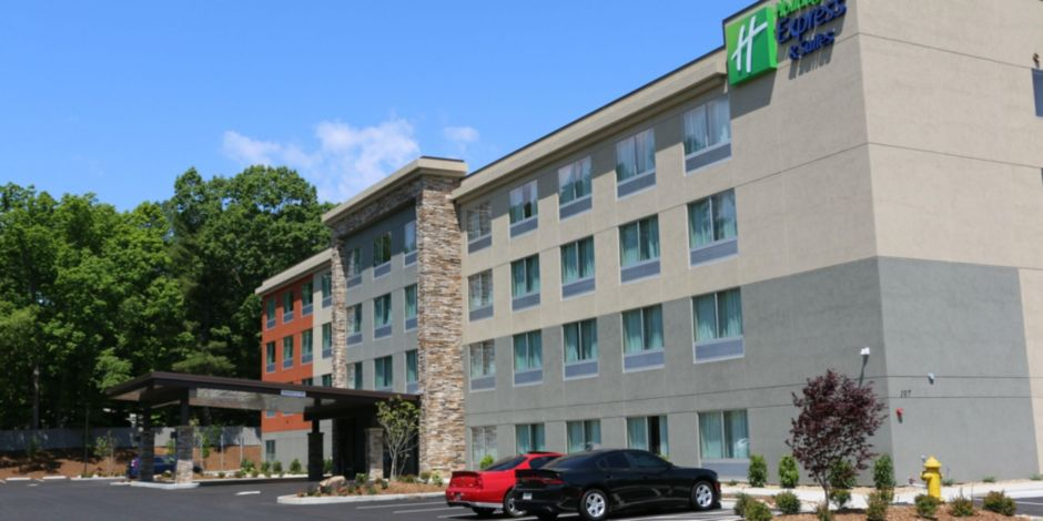 Welcome To Holiday Inn Express Suites Flat Rock
