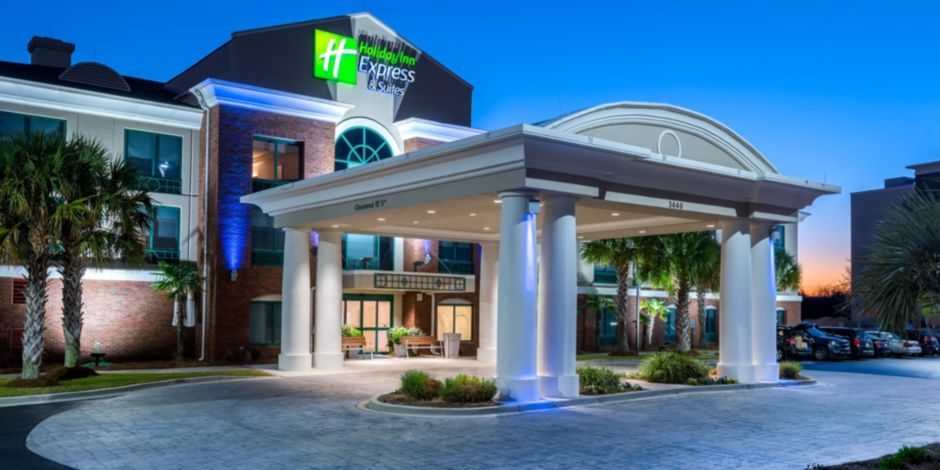 Holiday Inn Express Holiday Inn Express & Suites Florence I-95 & I ...
