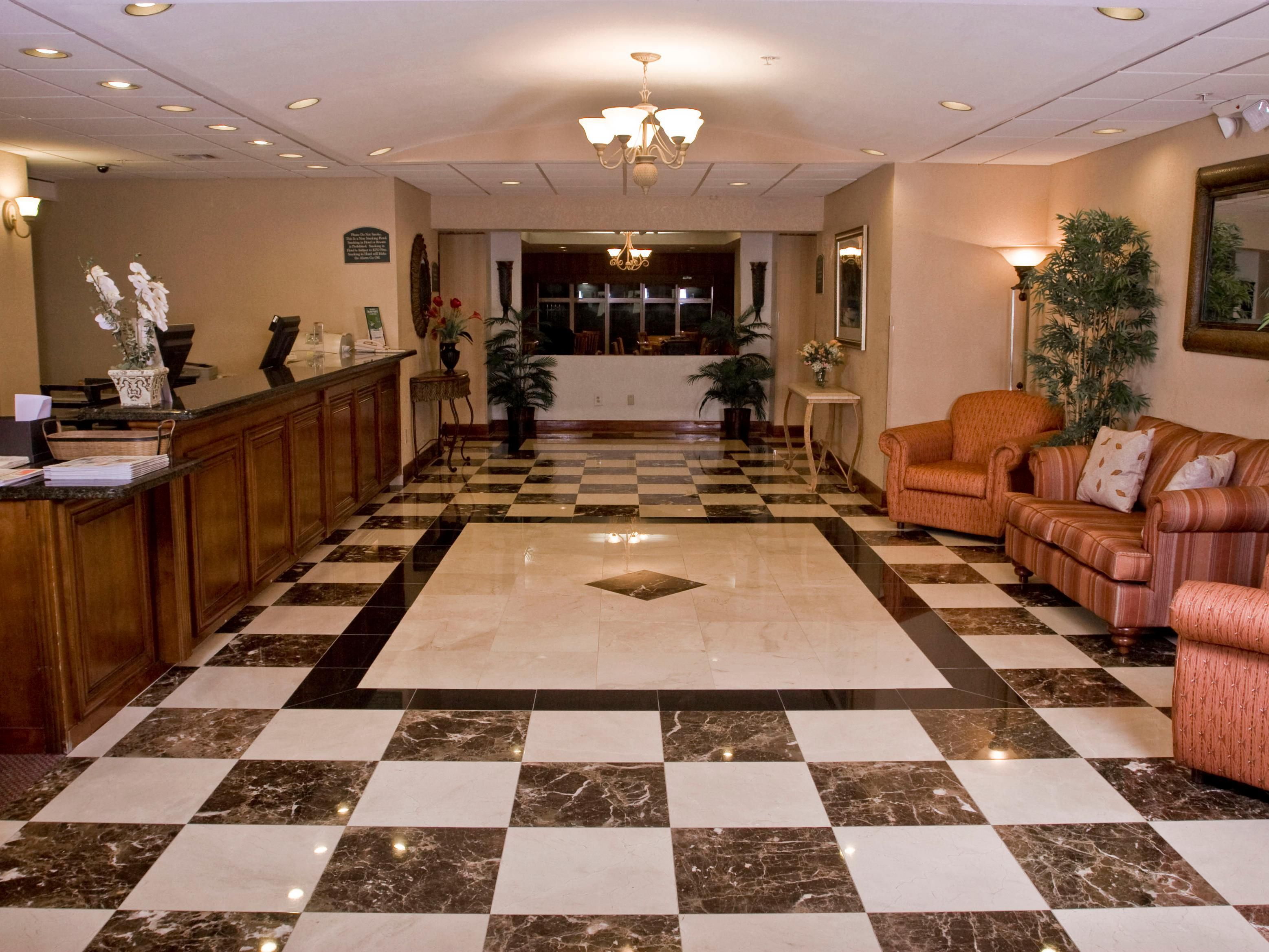 Our Florida hotel is ideal for vacation or business.