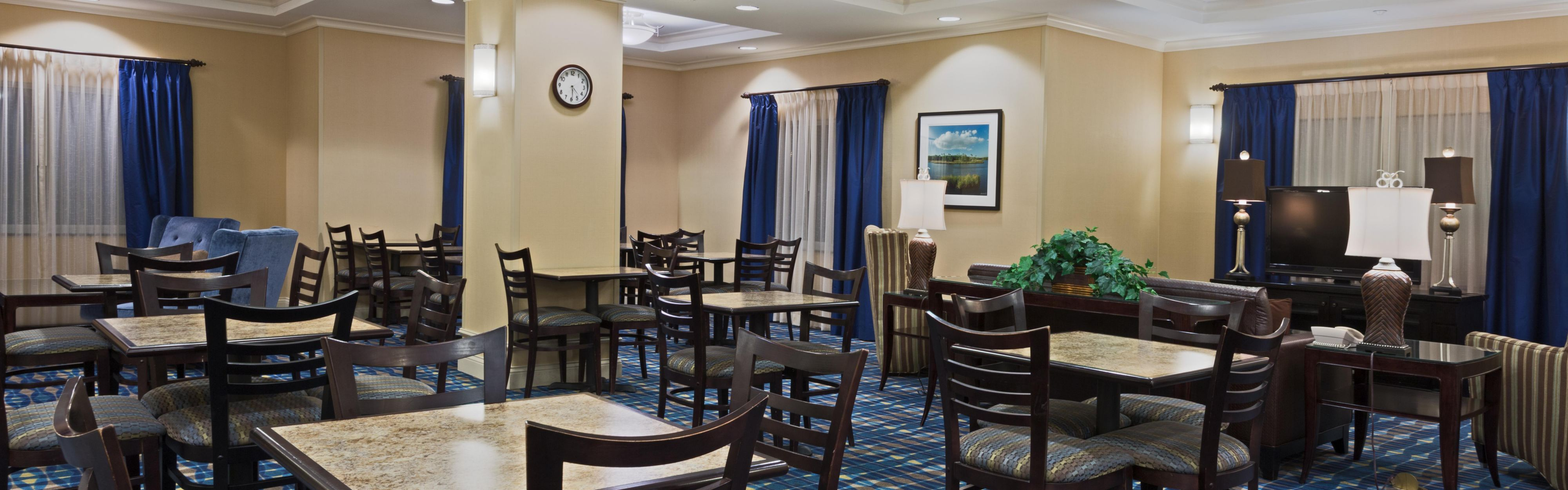 Take A Break In Our Spacious Great Room ...