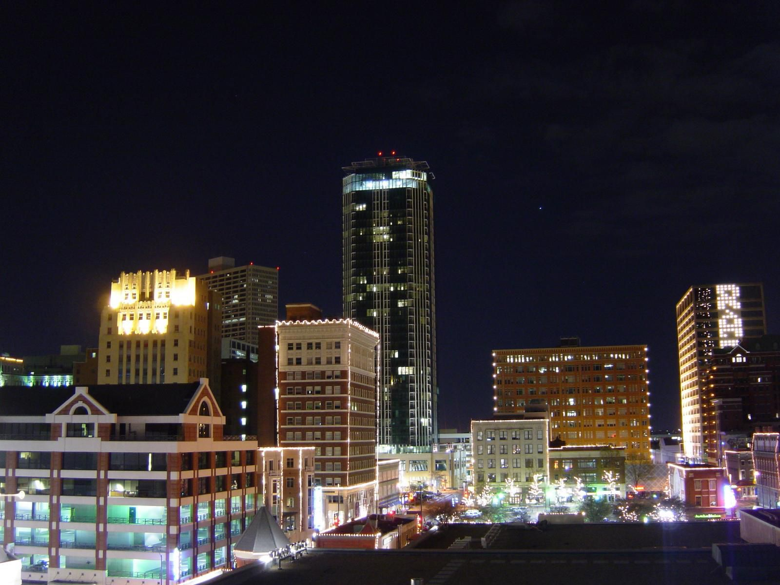 Downtown Fort Worth Texas