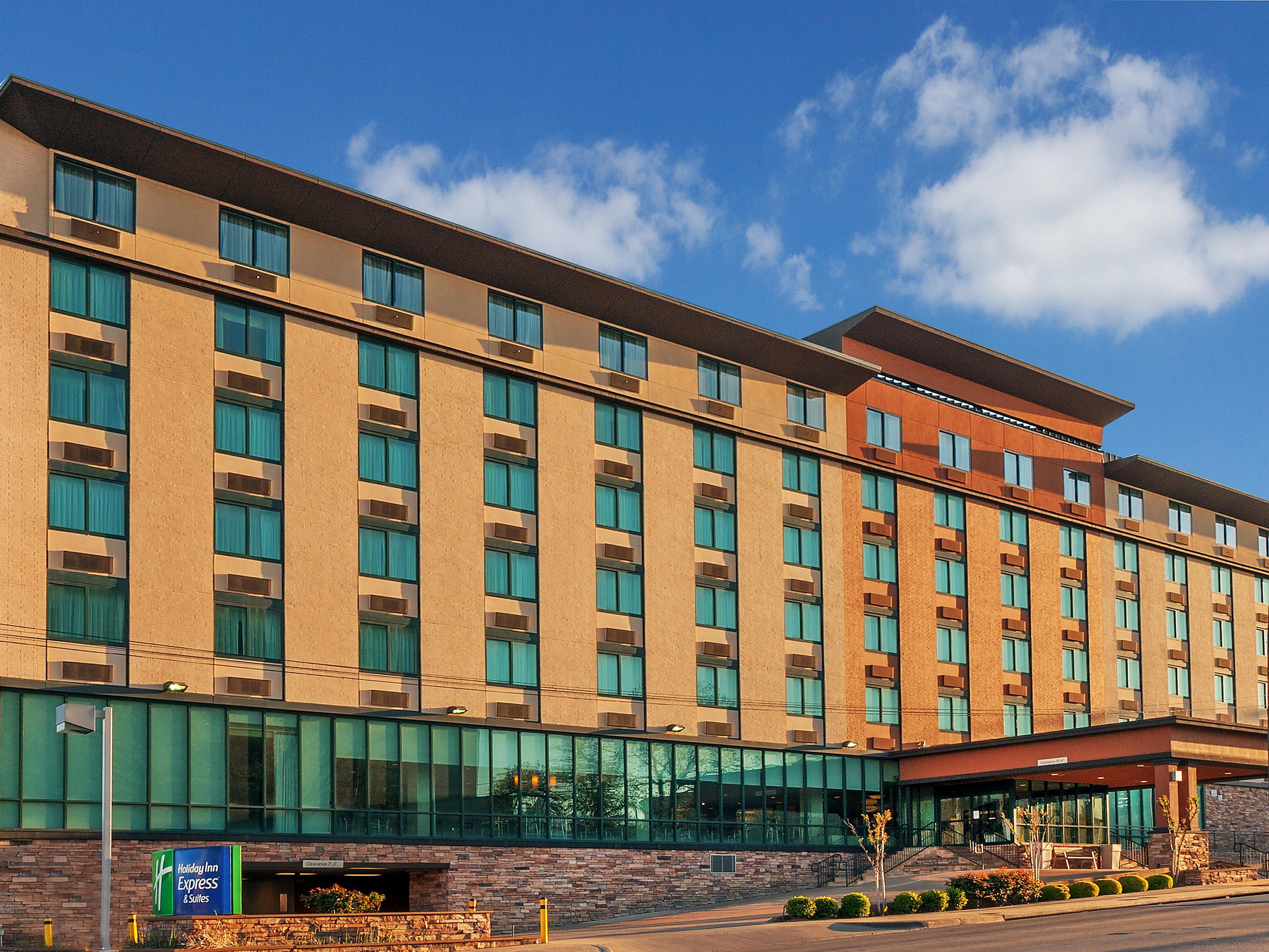 2289dfa849 Holiday Inn Express Fort Worth Downtown Hotel near TCU
