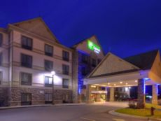 Holiday Inn Express & Suites Frankenmuth in Flint, Michigan