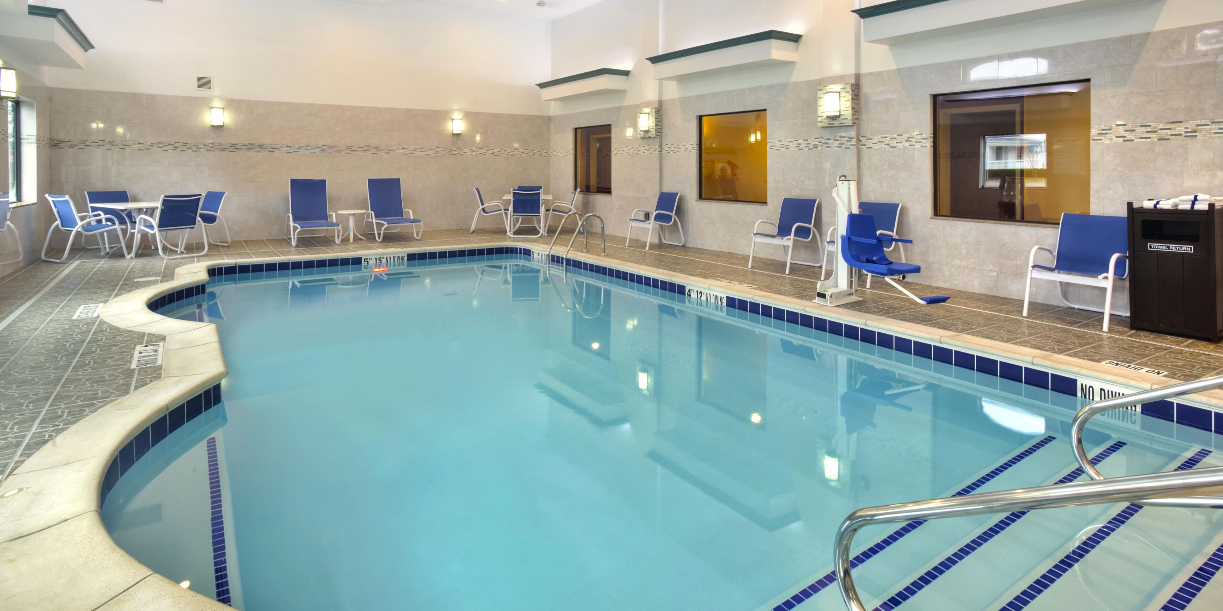 holiday inn express suites frankenmuth hotel by ihg