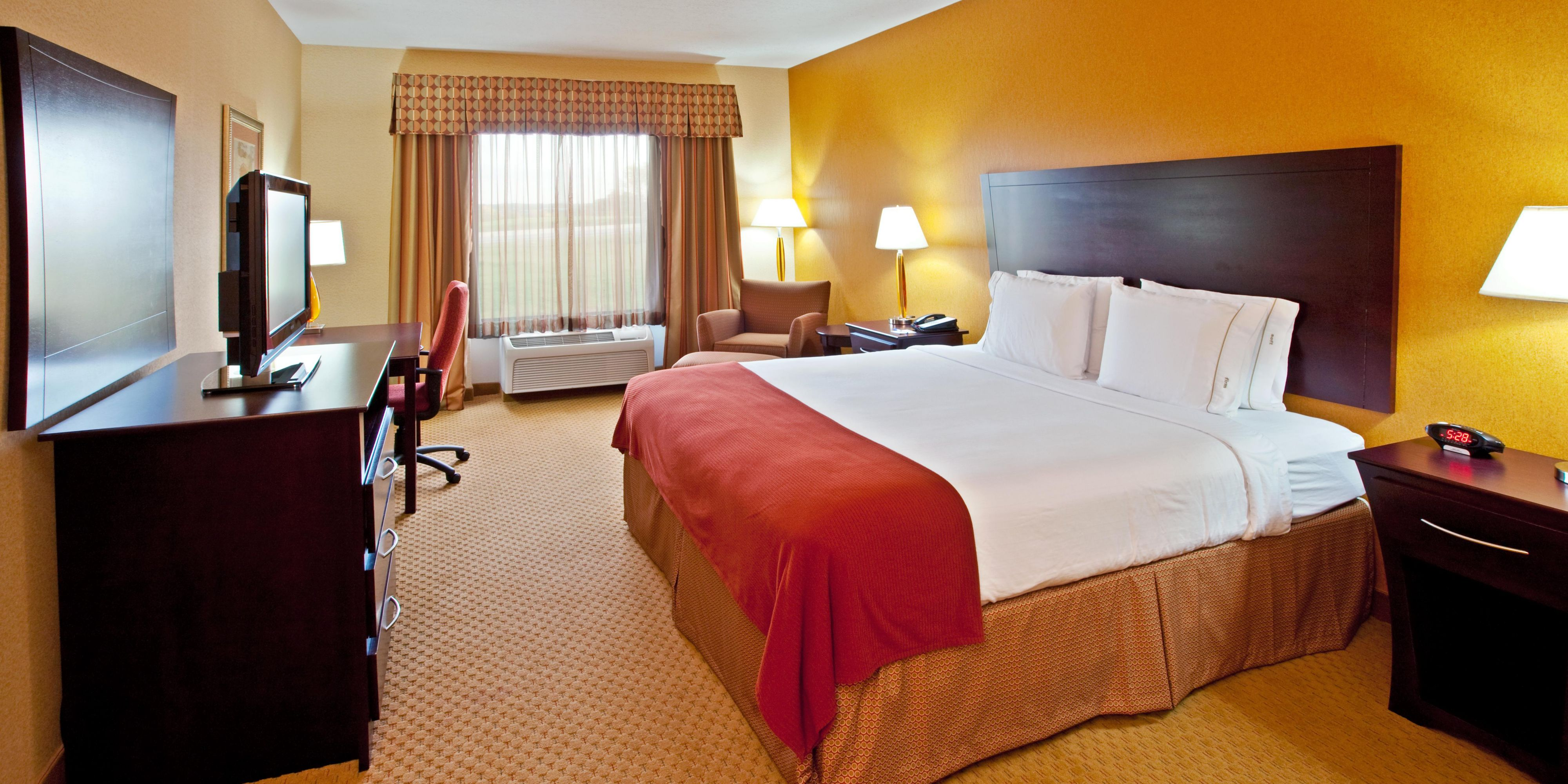 holiday inn express suites franklin hotel by ihg