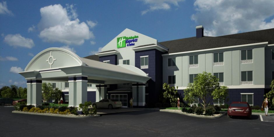 Holiday Inn Express Suites North Fremont