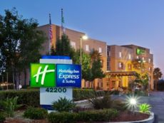Holiday Inn Express & Suites Fremont - Milpitas Central in Sunnyvale, California