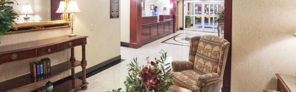 Holiday Inn Express Hotel Suites Greensboro East Nc