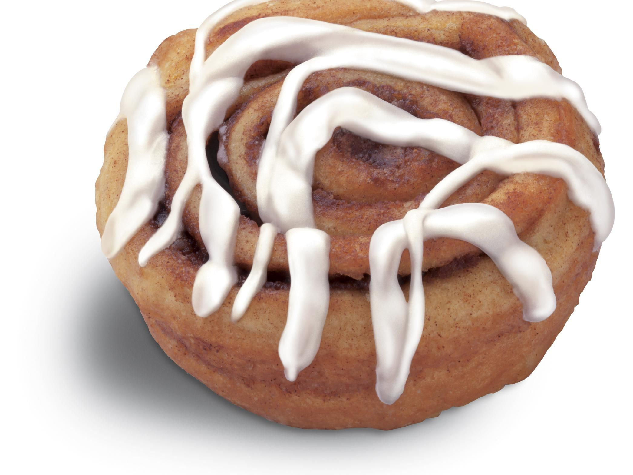 Enjoy our famous Warm Cinnamon Buns with your breakfast