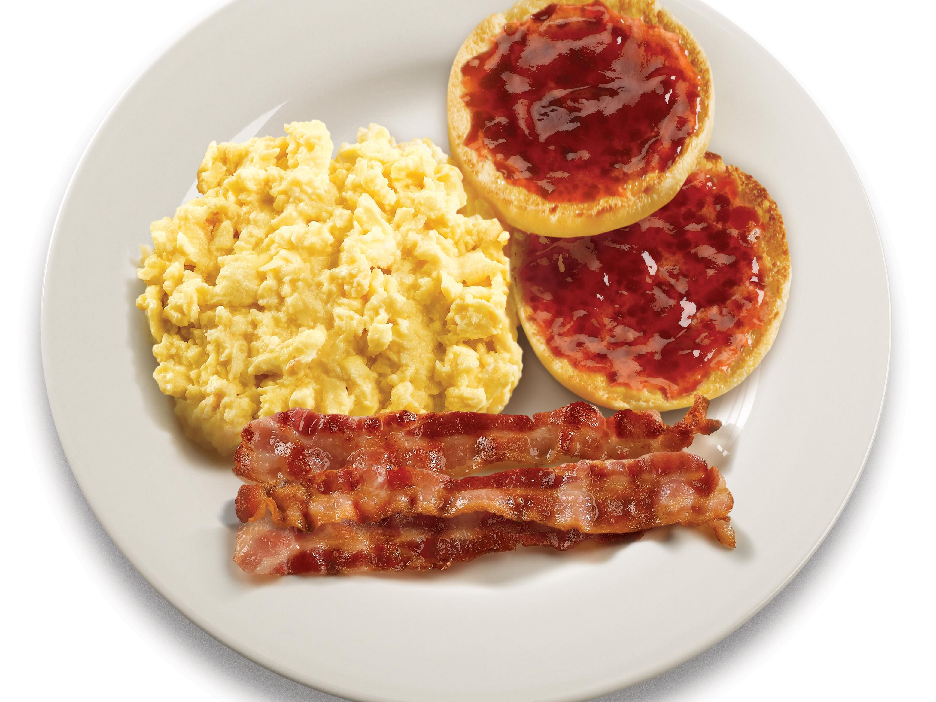 Our Complimentary Breakfast offers many options...