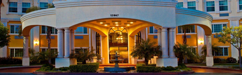 Garden Grove Hotel Club Lounge Picture Of Sheraton