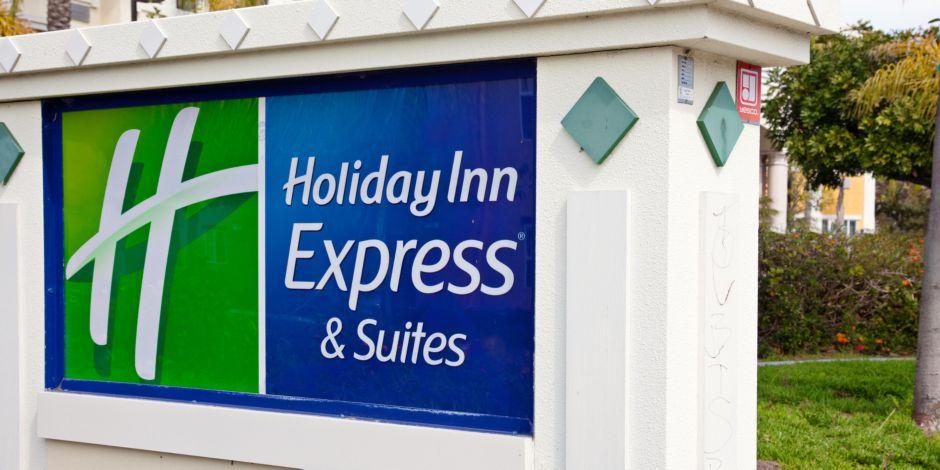 ... Holiday Inn Express Garden Grove Hotel Exterior ...