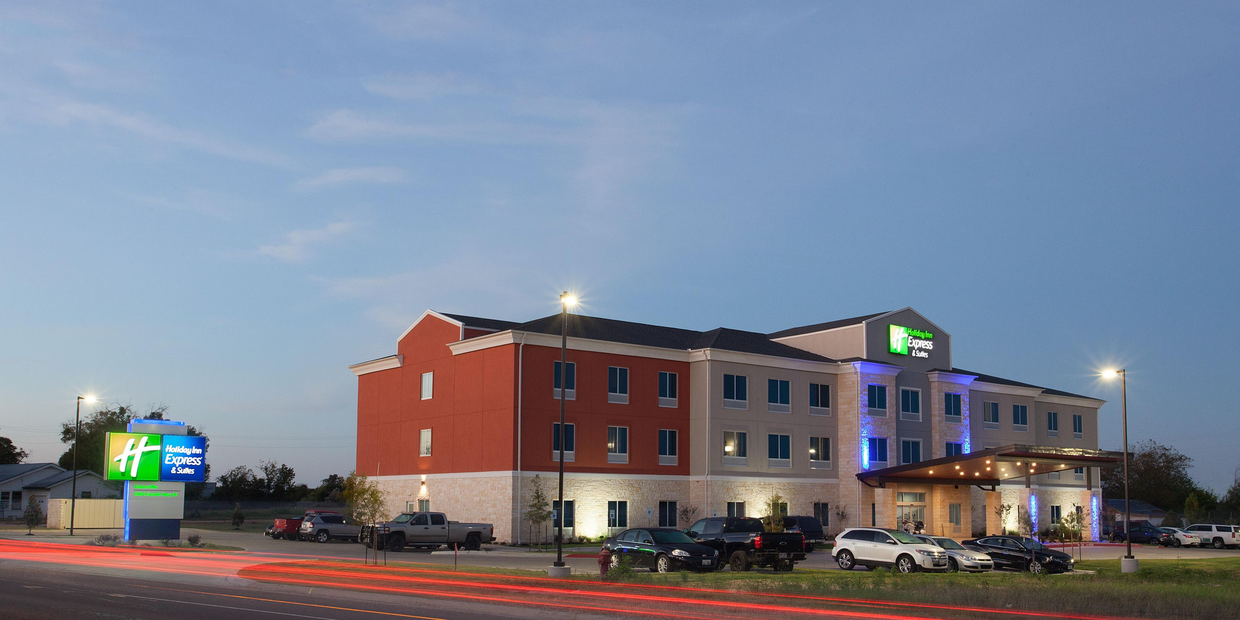 Holiday Inn Express Suites Gatesville Hotel by IHG