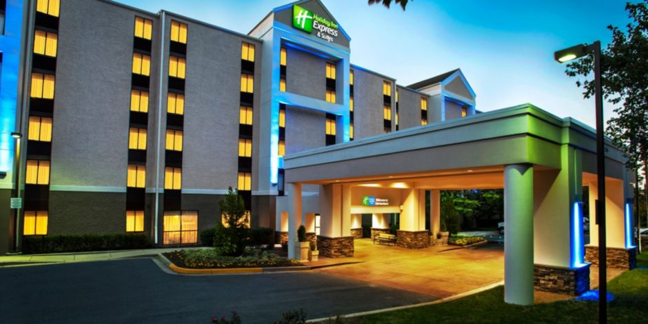 holiday inn express suites germantown gaithersburg hotel by ihg