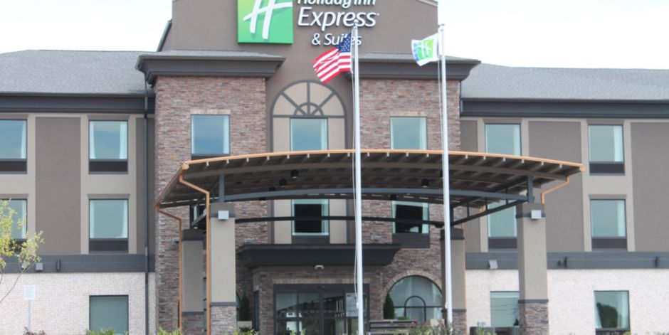 Holiday Inn Express Suites Glasgow Hotel By Ihg