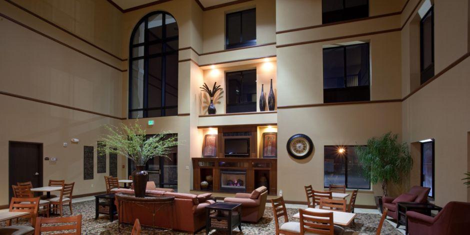 Goodland Hotel Atrium