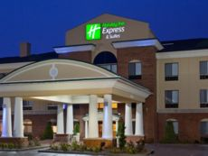 Holiday Inn Express & Suites Goshen in Elkhart, Indiana
