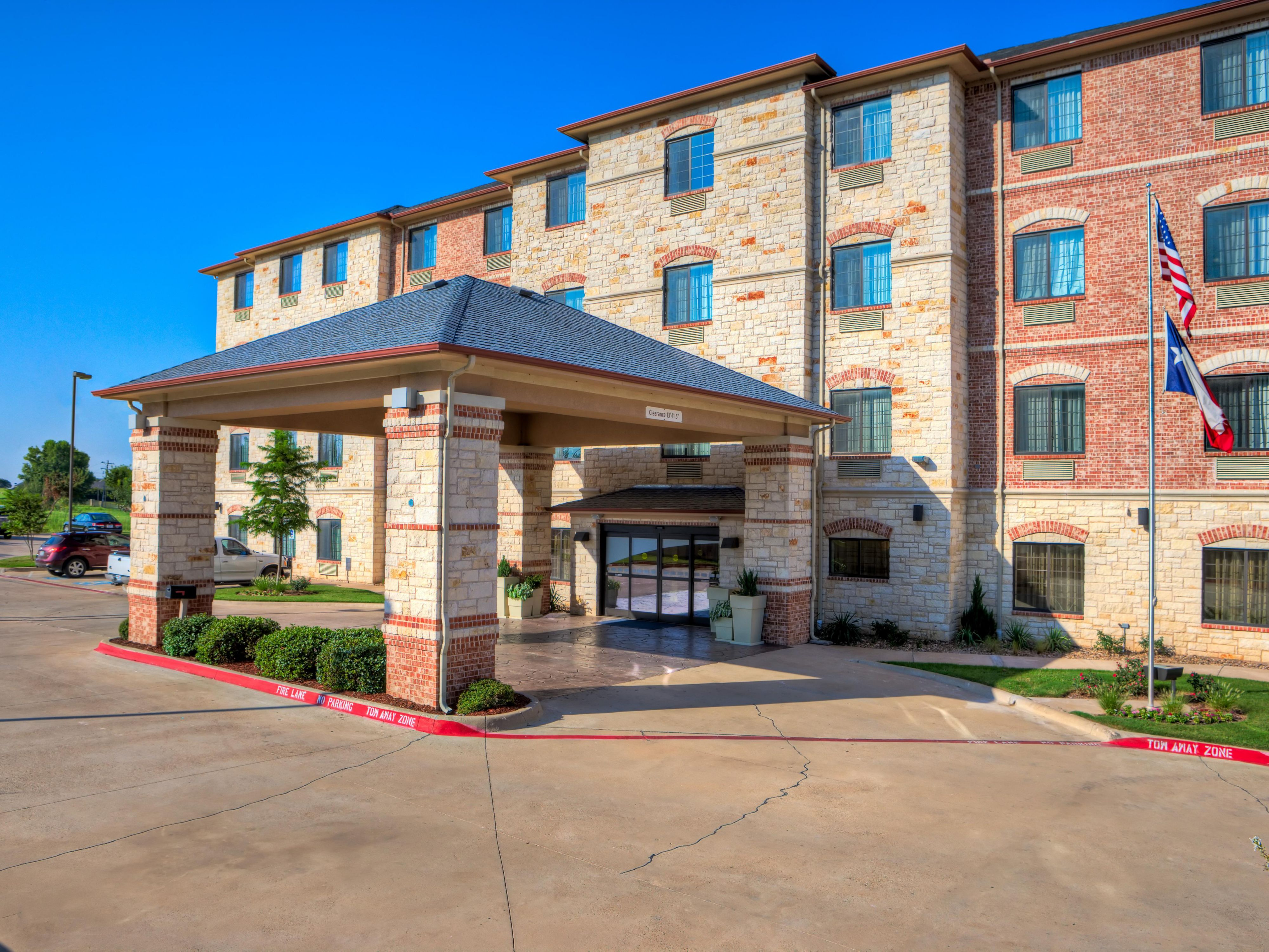 Located Just 1 Mile From Historic Downtown Granbury Square