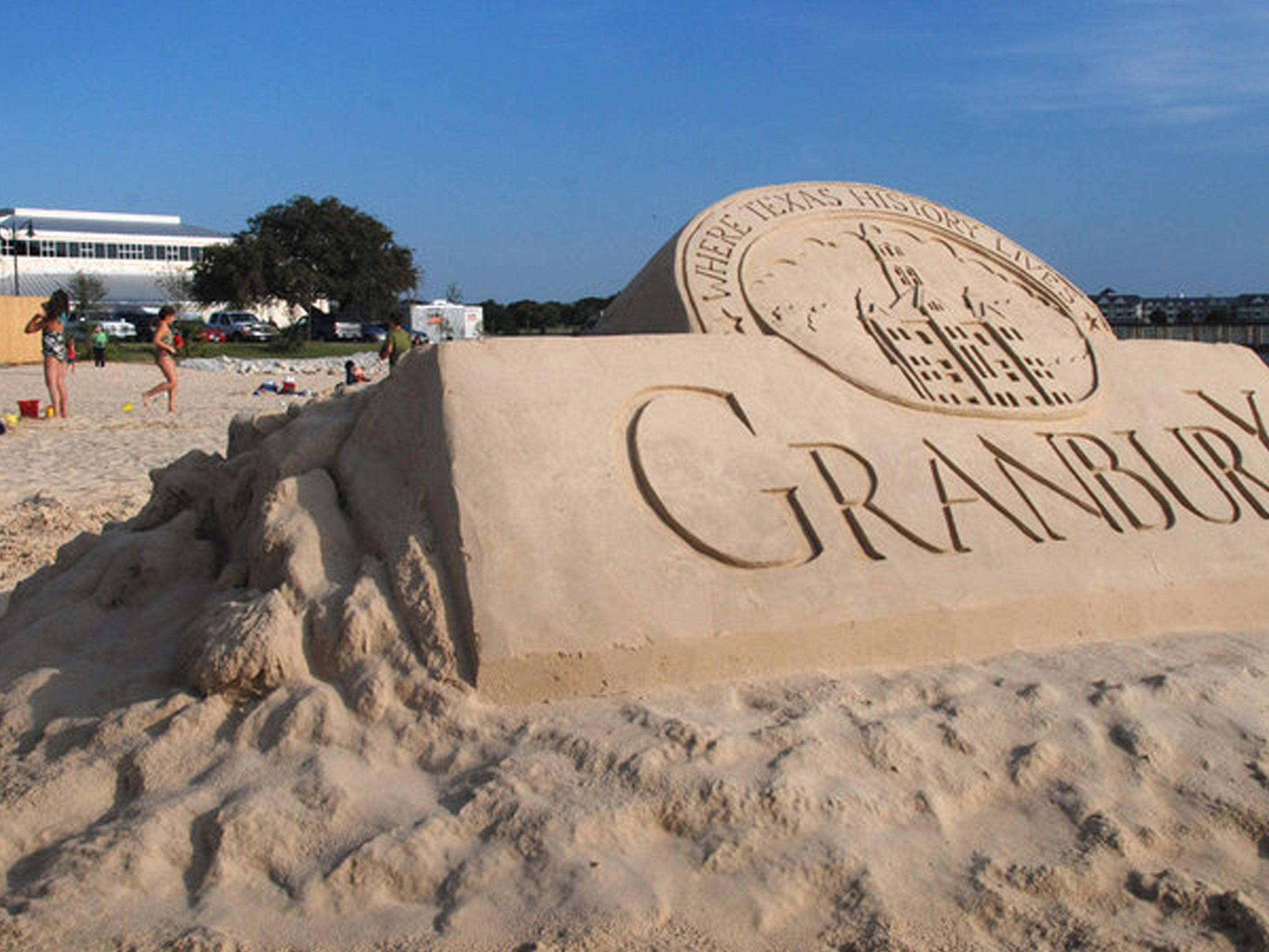 Granbury City Beach Park Is The Perfect Place To Spend A Sunny Day