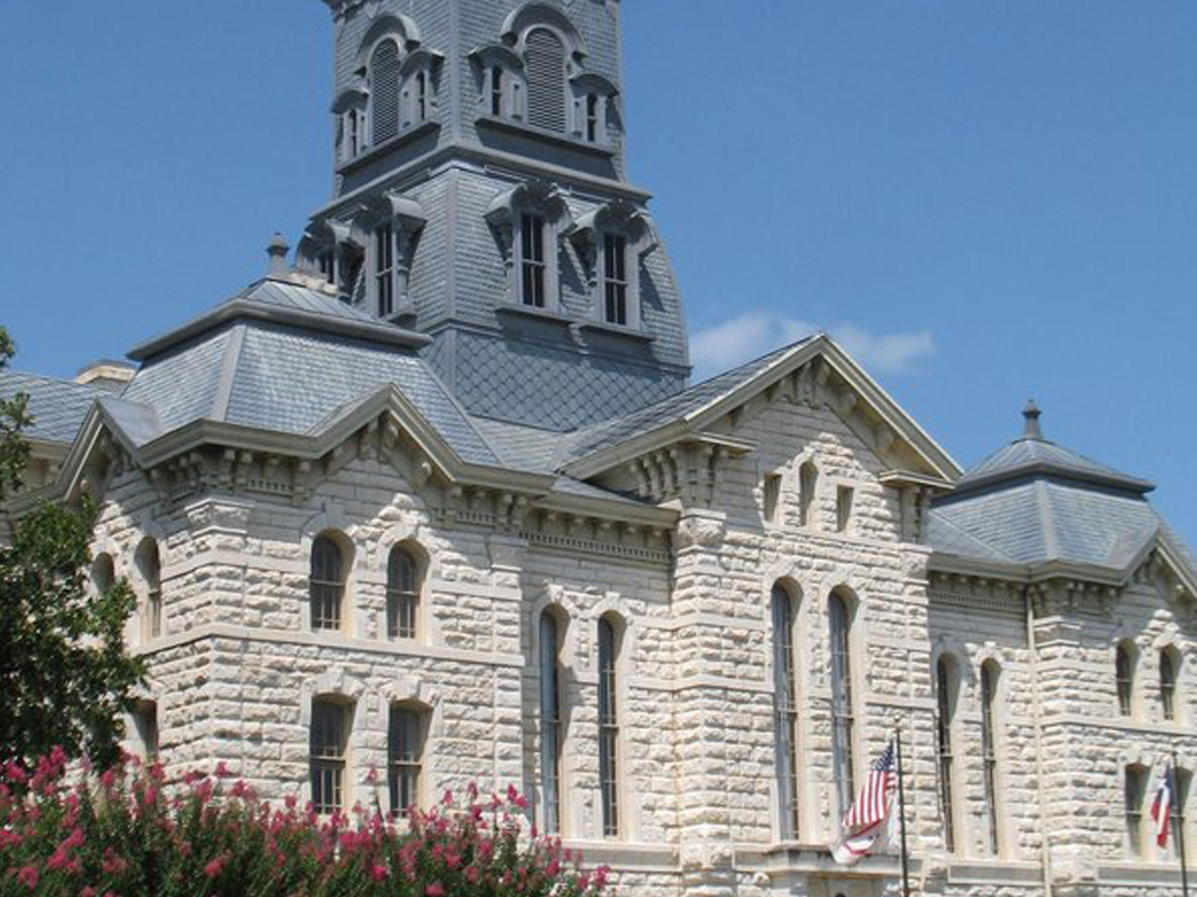 Be Sure To See The Historic Granbury Courthouse While In Town