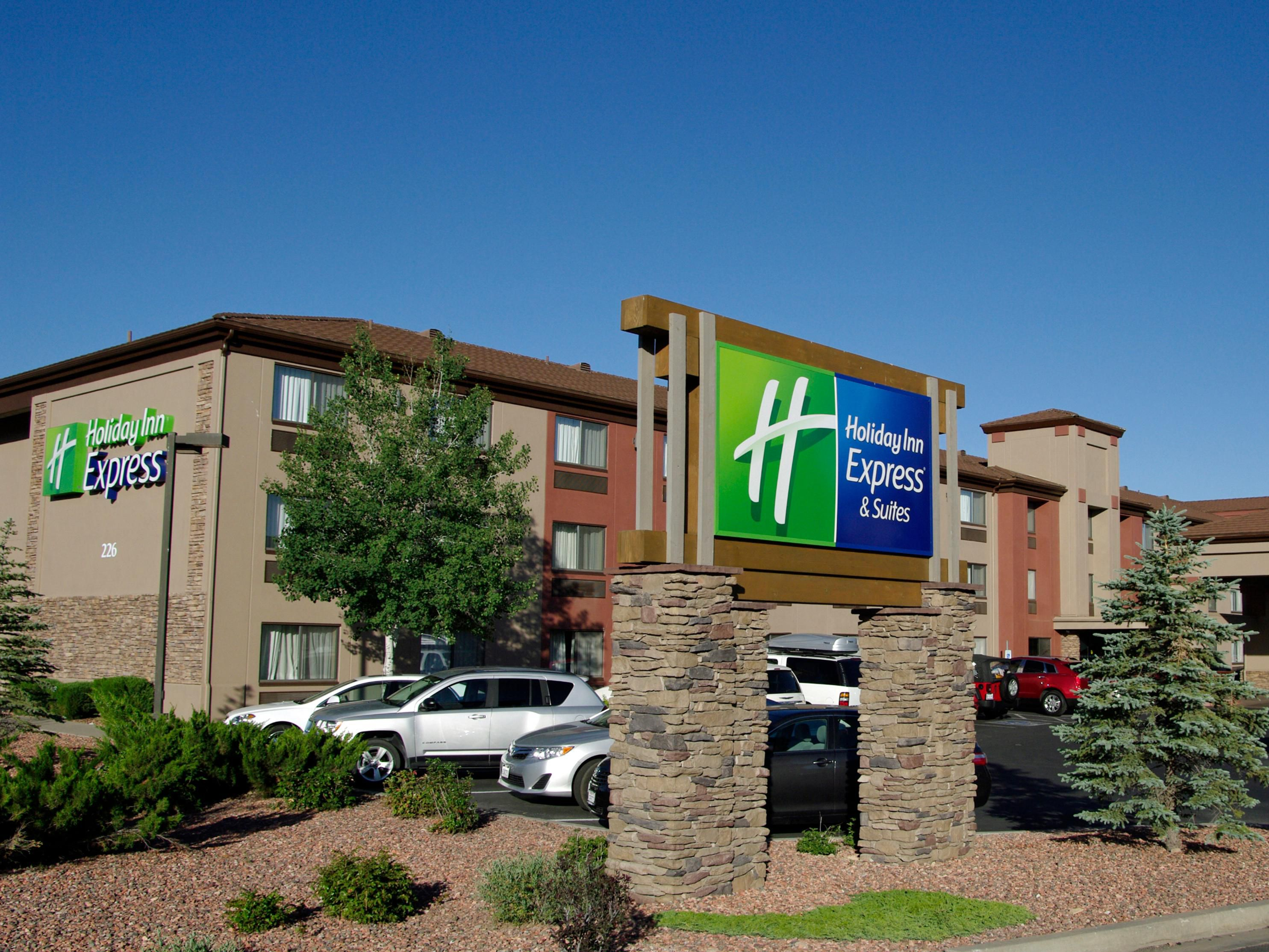 Permalink to Holiday Inn Express Grand Canyon