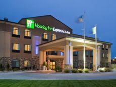 Holiday Inn Express & Suites Grand Island in Hastings, Nebraska