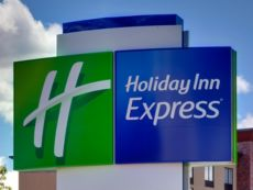Holiday Inn Express Grand Island in Niagara Falls, New York