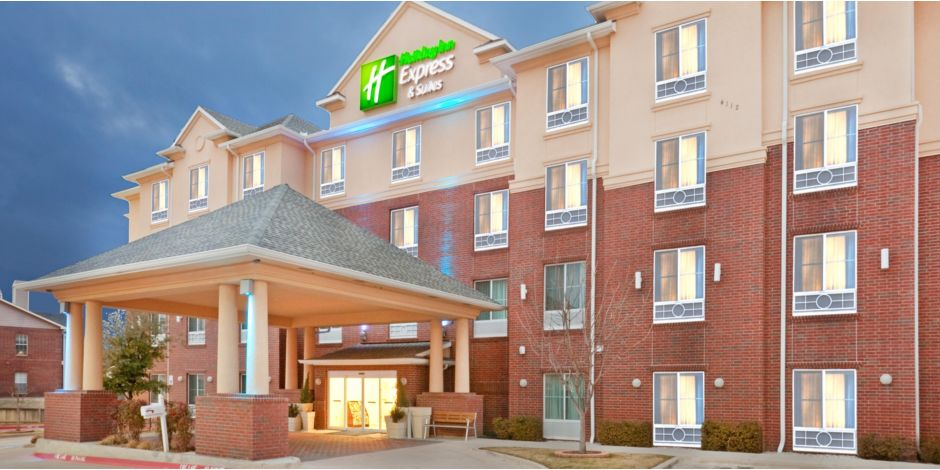 Holiday Inn Express Suites Dallas Grand Prairie I 20 Hotel In
