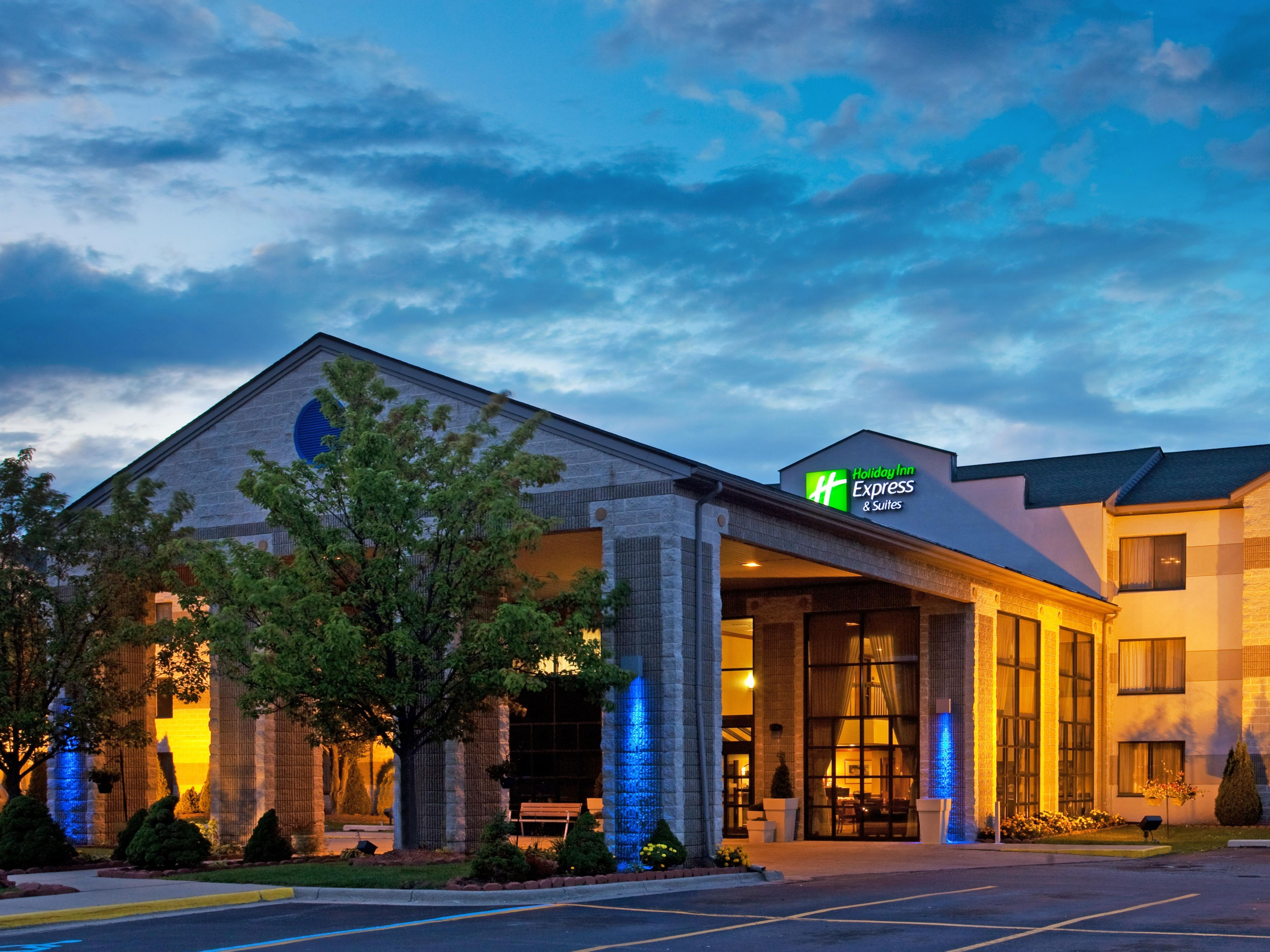 Hotel Holiday Inn Grand Rapids Airport
