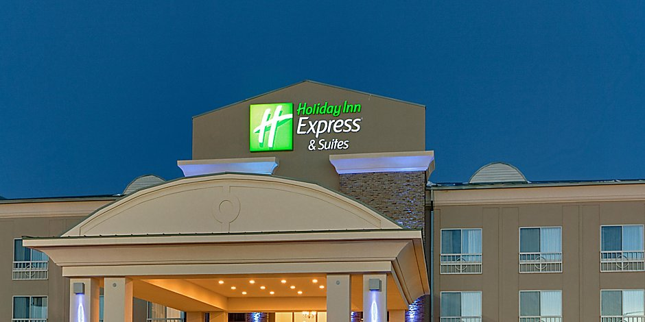 Holiday Inn Express & Suites Grants - Milan Hotel by IHG