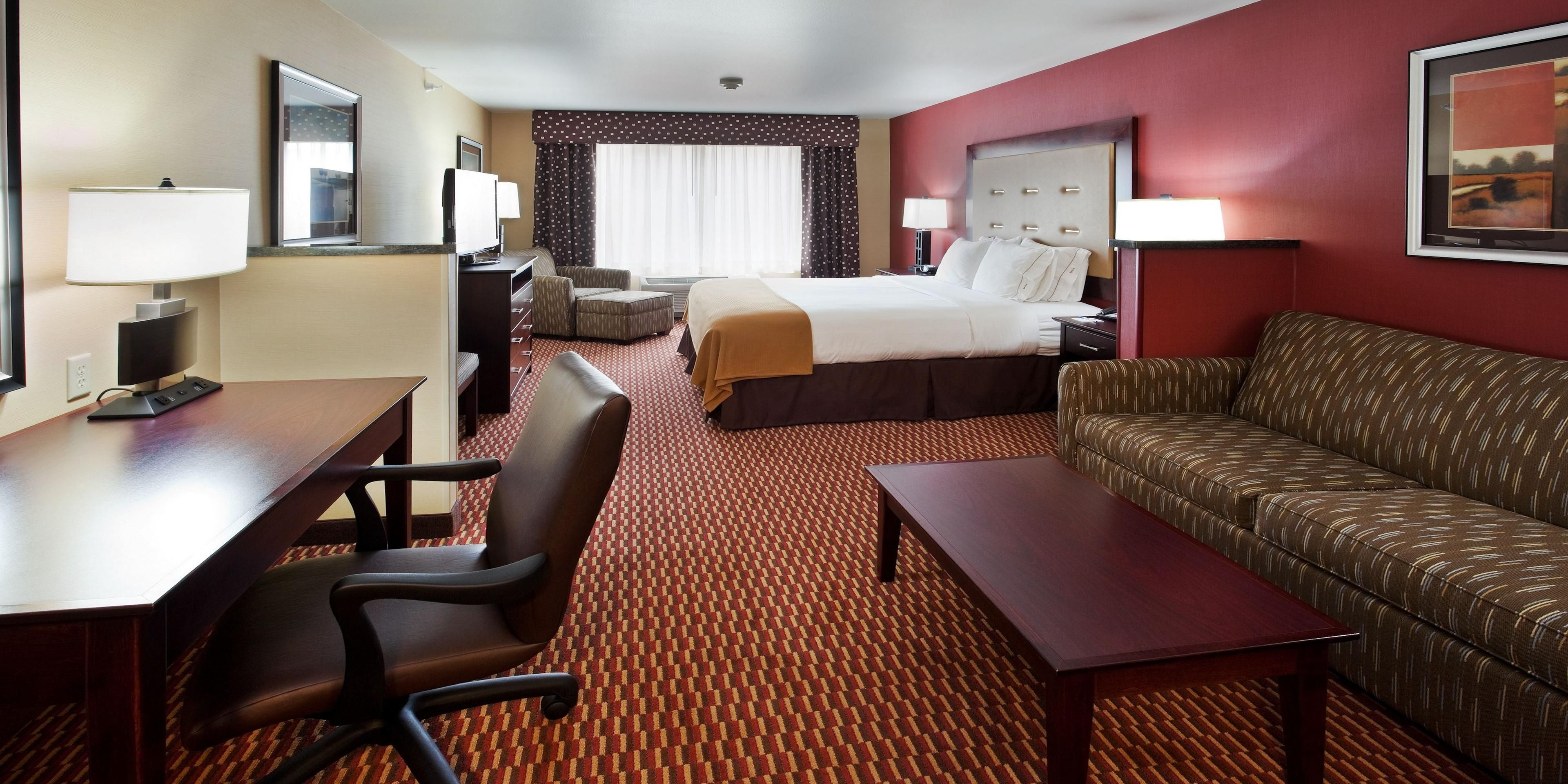Holiday Inn Express And Suites Great Falls 3682770095