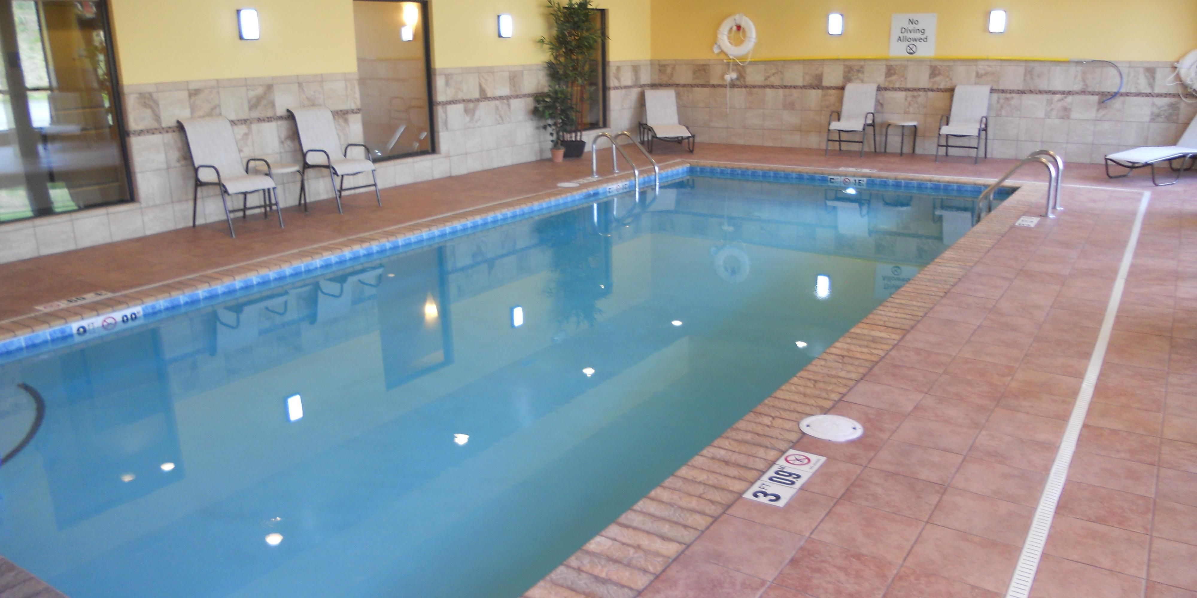 Holiday Inn Express & Suites Greensburg Hotel by IHG