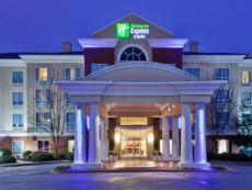 Holiday Inn Express & Suites Greenville-I-85 & Woodruff Rd in Spartanburg, South Carolina
