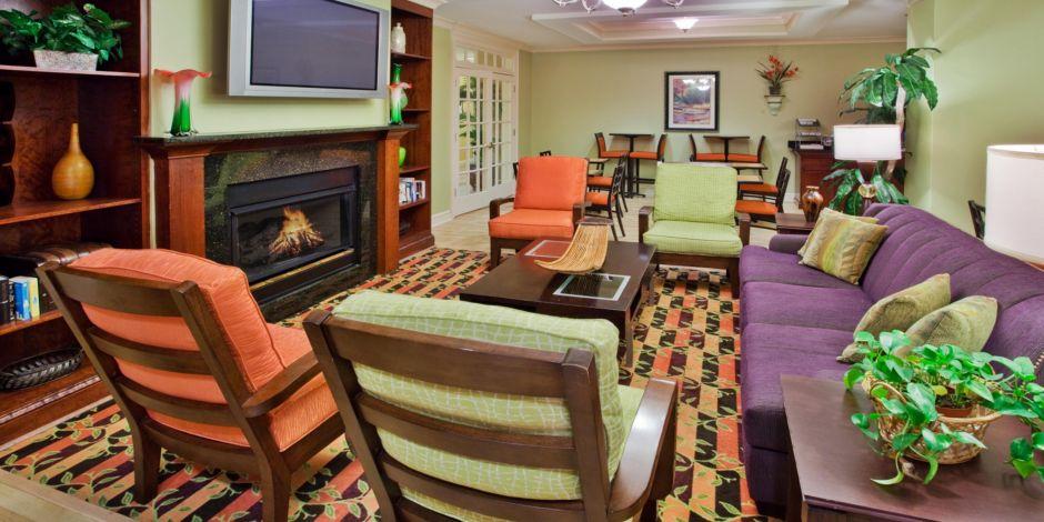 Hotel Lobby Near Hubble Lighting In Greenville Sc