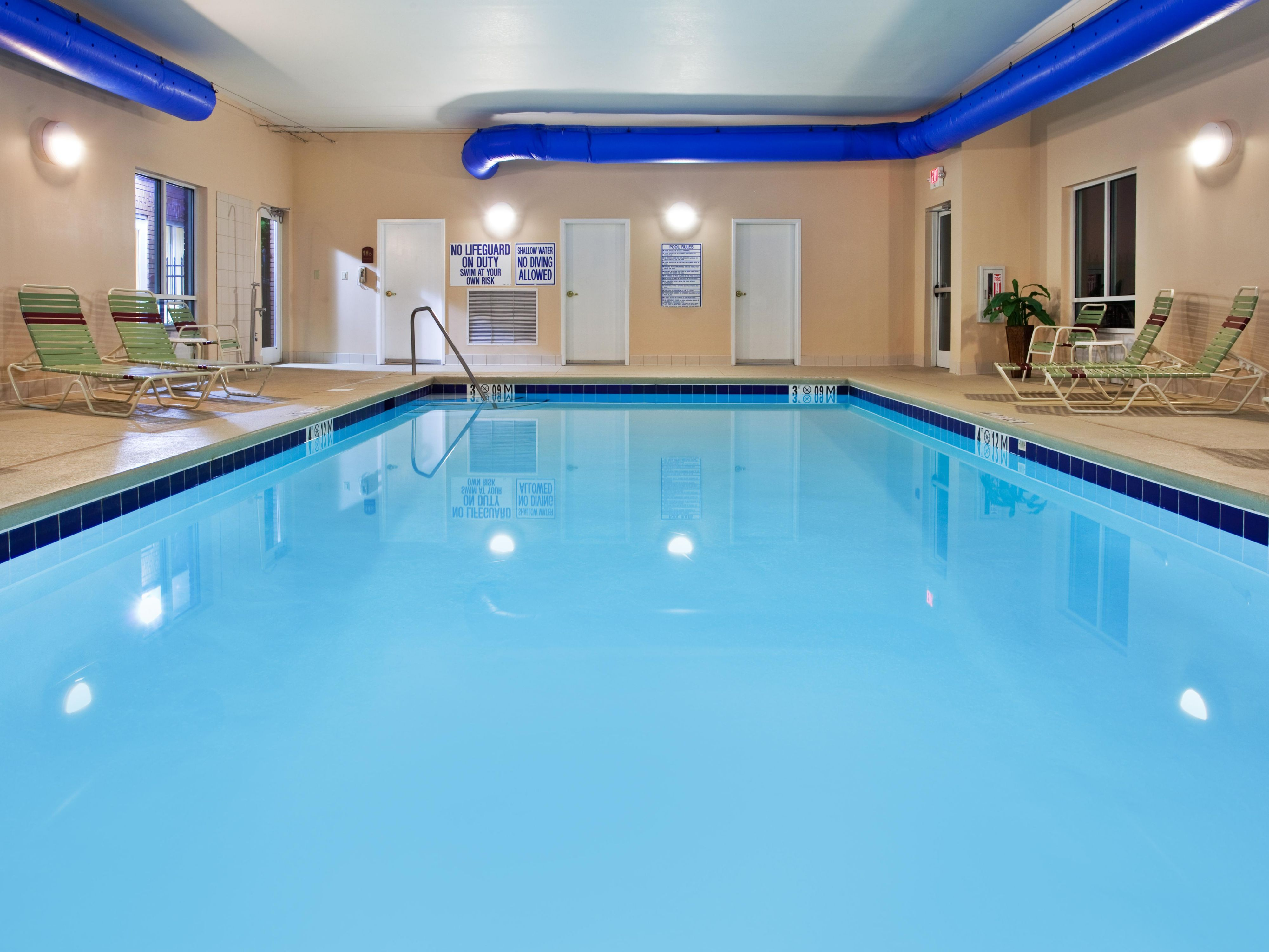 Woodruff Road Hotel with Indoor Pool in Greenville, SC