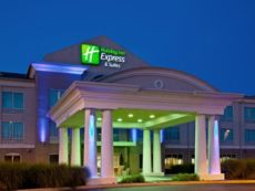 Holiday Inn Express & Suites Greenwood in Shelbyville, Indiana