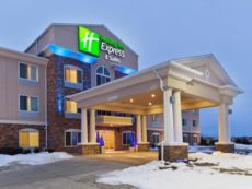 Holiday Inn Express & Suites Omaha I - 80 in Ralston, Nebraska