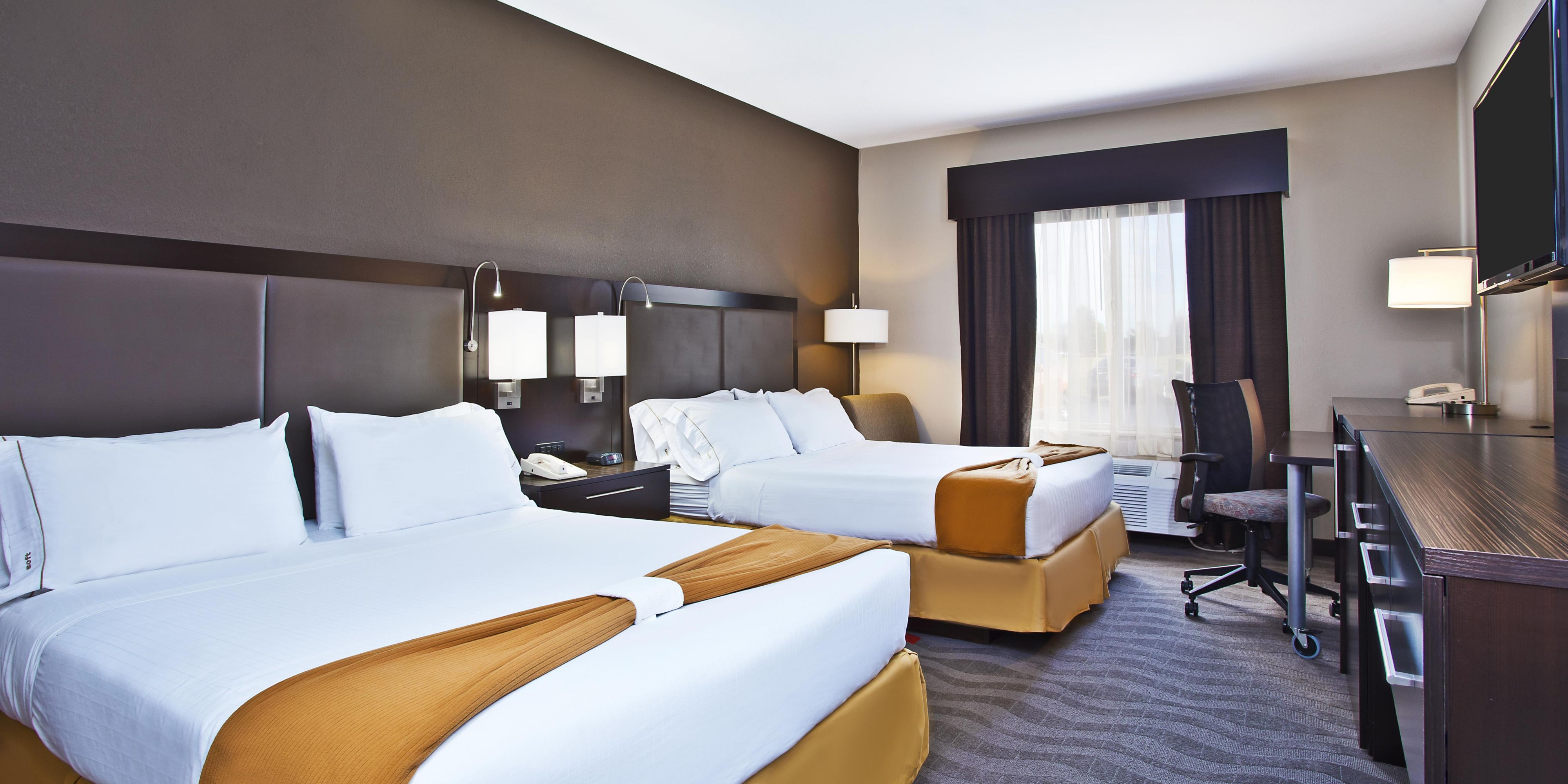 Holiday Inn Express Suites Columbus Southeast Hotel By Ihg