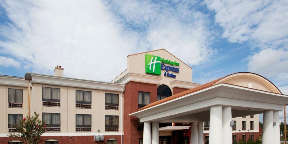 Holiday Inn Express Suites Hardeeville Hilton Head