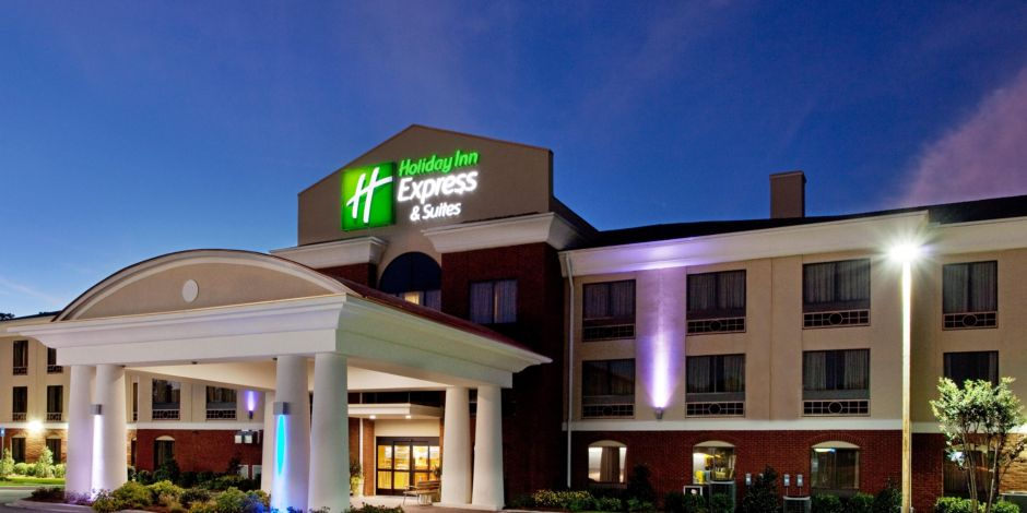 Front Desk Holiday Inn Express Suites Exit 8 I 95 Hardeeville