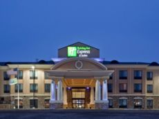 Holiday Inn Express & Suites Hays in Hays, Kansas