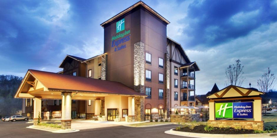 Ga Welcome To Holiday Inn Express