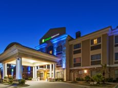 Holiday Inn Express & Suites Henderson-Traffic Star in Henderson, Texas