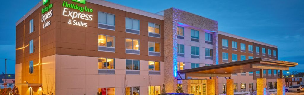 Welcome To The Holiday Inn Express Suites Hermiston Downtown