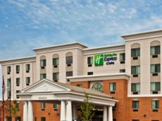 Holiday Inn Express & Suites Chicago West-O'Hare Arpt Area in Oakbrook Terrace, Illinois
