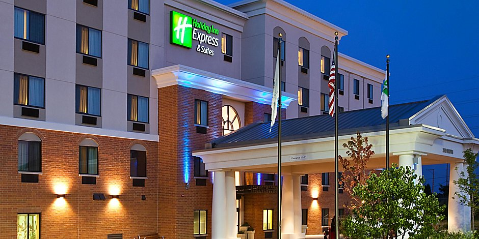 Hillside Il Hotels Holiday Inn Express Suites Chicago West O