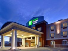 Holiday Inn Express & Suites Hinton in Hinton, Alberta
