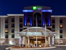 Holiday Inn Express & Suites Hope Mills-Fayetteville Arpt in Pembroke, North Carolina