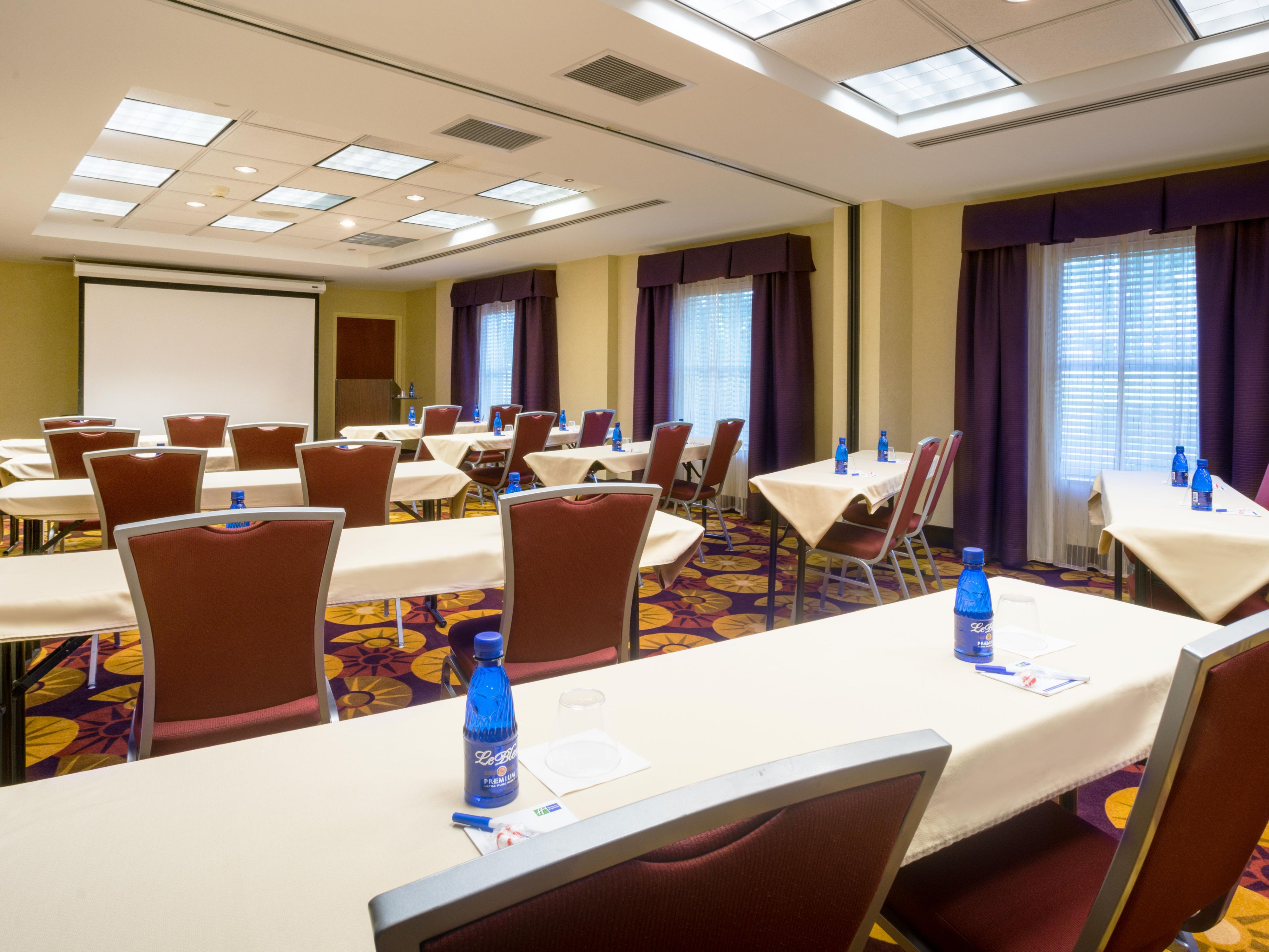 Our Davidson room offers flexible space to fit your function needs
